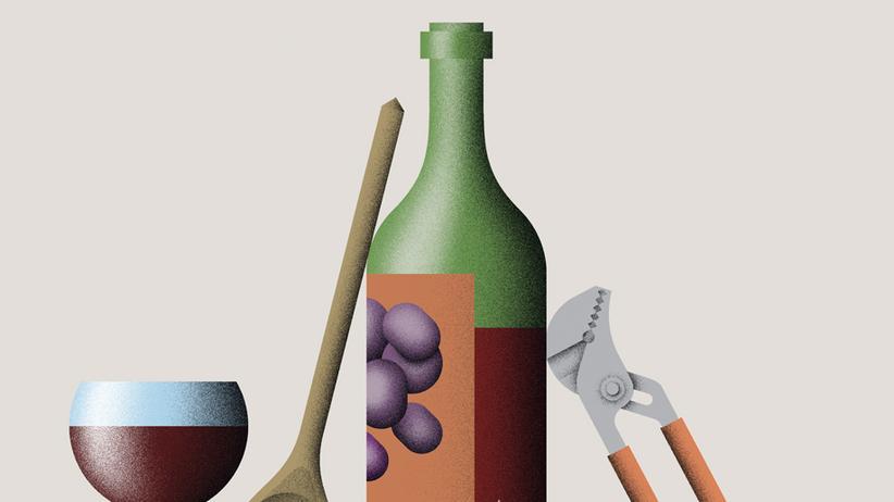 Wundertüte Nr. 21: Eine Weinflasche öffnen