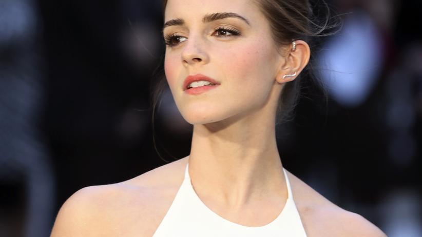 Emma Watson: Über weinende Männer