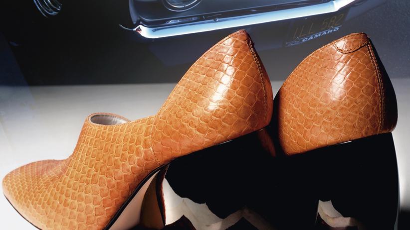 Stilkolumne: Hohe Schuhe, hoher Status