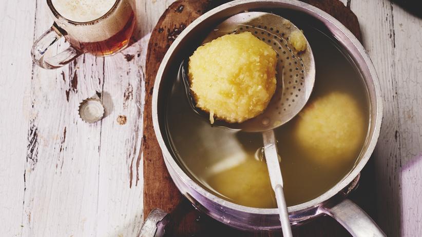 Rezept: Kartoffelknödel von Philipp Lahm