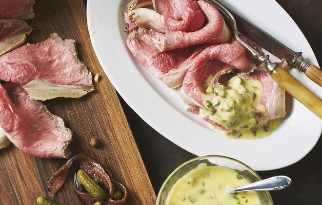 Wochenmarkt: Kochrezept, Kochen, Frankreich, Paul Bocuse, Fleisch