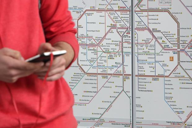 Von A nach B: Ohne Handy wäre ich verloren