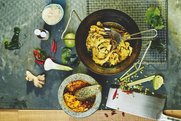Curry: Das schärfste Gericht
