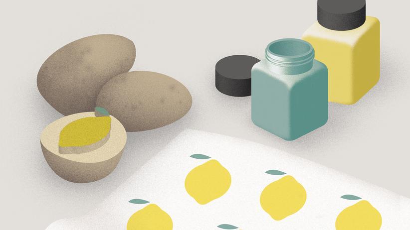 Die Wundertüte: Kartoffeln unter Druck