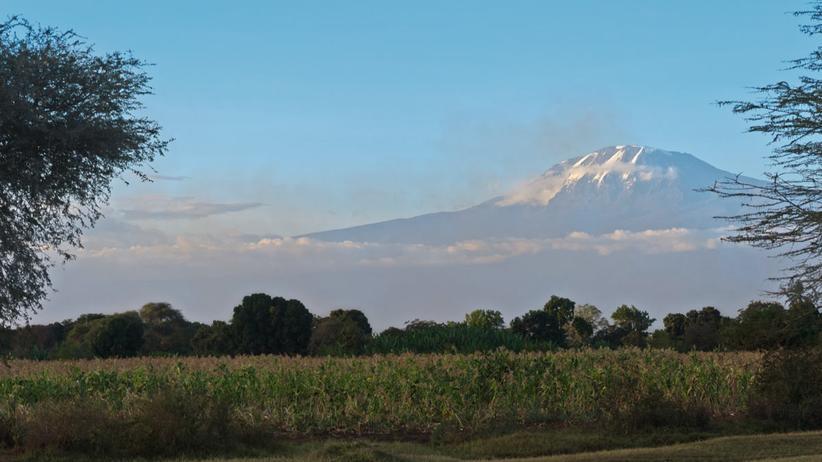 Ahnenforschung: Als der Kilimandscharo noch der höchste Berg Deutschlands war