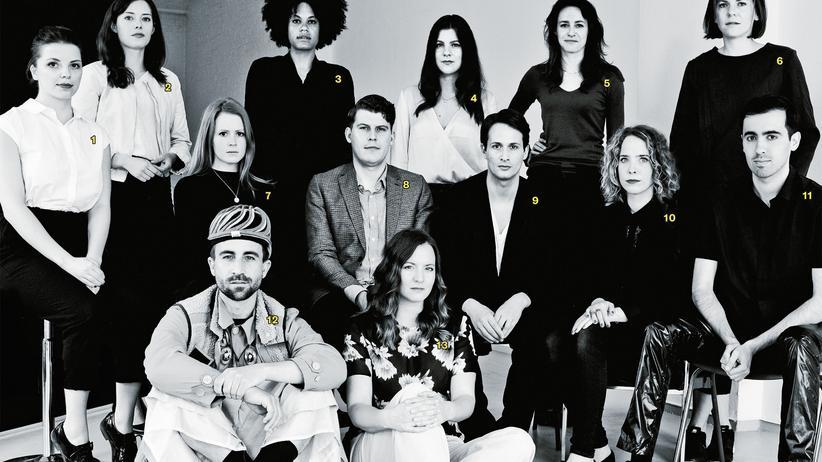 Mode-Blogger: Wie die Zeit vergeht!
