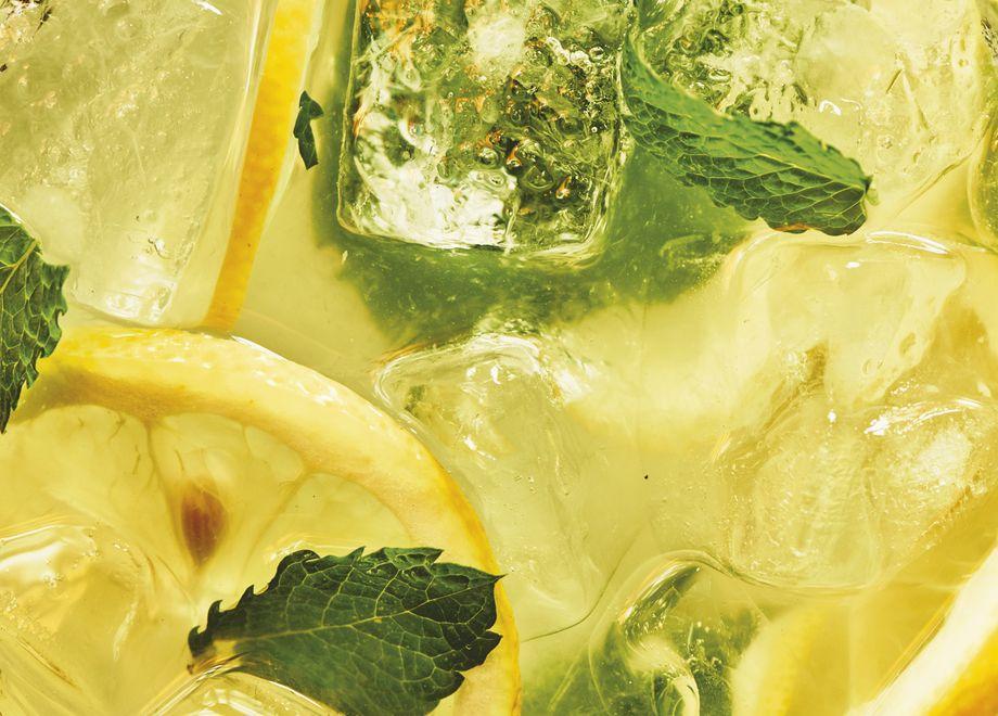 libanesiche limonade mit orangenbl ten zeitmagazin. Black Bedroom Furniture Sets. Home Design Ideas