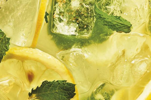 Wochenmarkt: Kühl und kühn: Libanesische Limonade