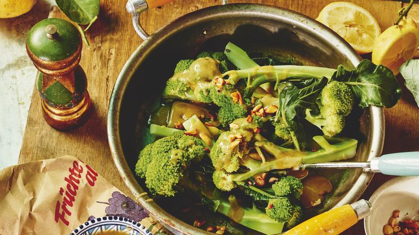 Wochenmarkt: Brokkoli für den Tag danach