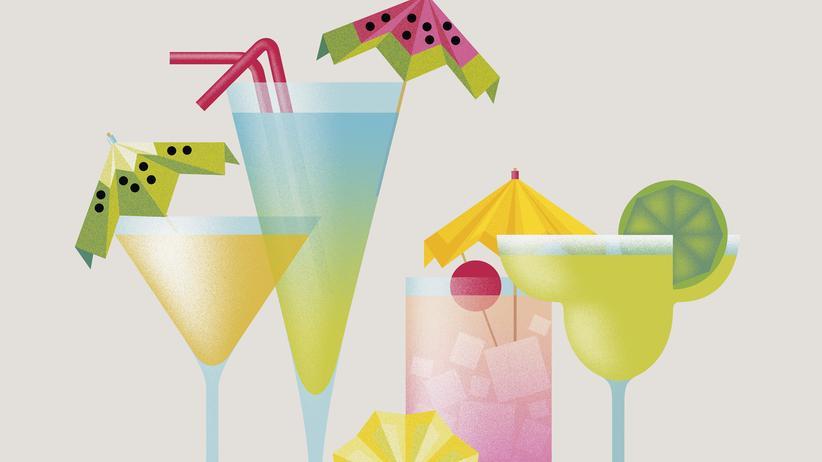 Die Wundertüte: Schöner trinken