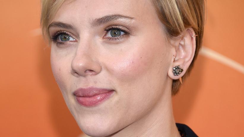 Scarlett Johansson: Leake nicht meine Liebe