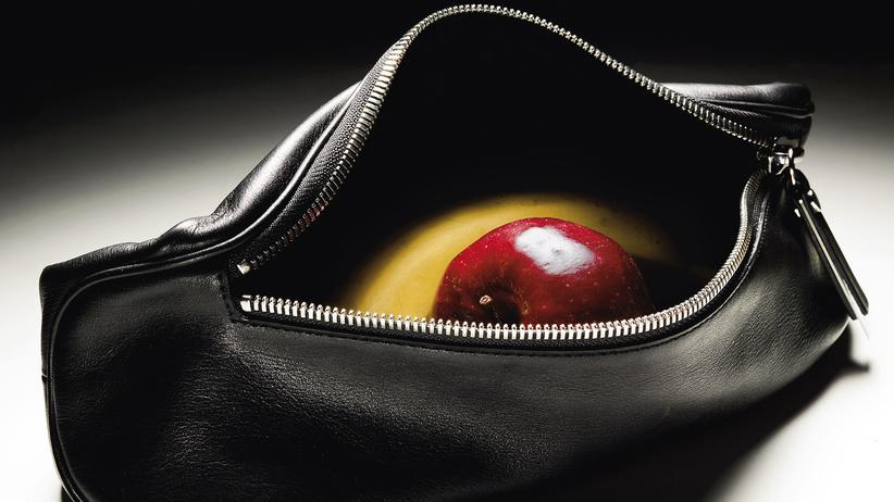 Hüfttasche: I will be bag