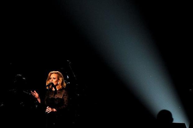 Zeit Magazin, Adele, Sänger, Popstar, Popmusik