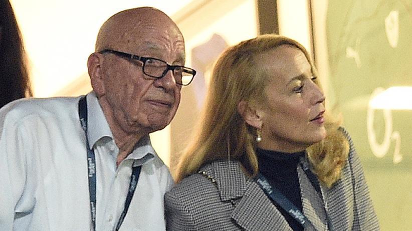 Rupert Murdoch: Rock 'n' Rollator