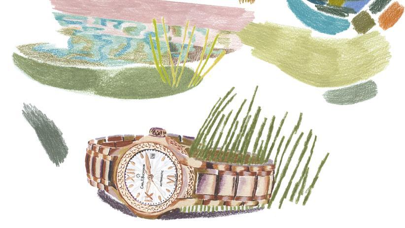 Uhren-Schatzsuche: Auf der Suche nach der verlorenen Uhr