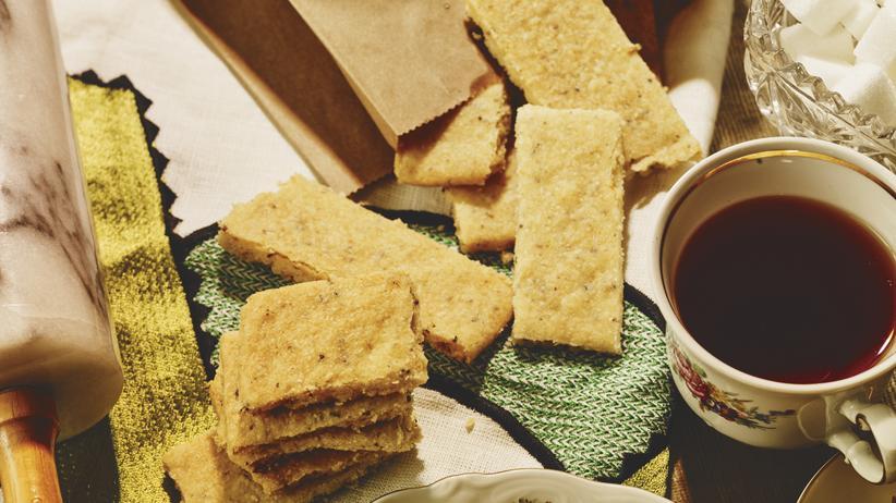 Wochenmarkt: Fenchel-Shortbread