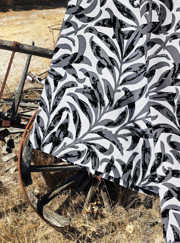Stilkolumne: Da freut sich die Umwelt: Hemd von Tim Labenda für Hess Natur, 80 Euro
