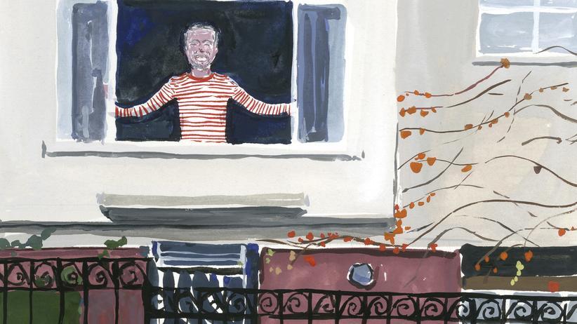 Jean-Philippe Delhomme: Ein alter Freund