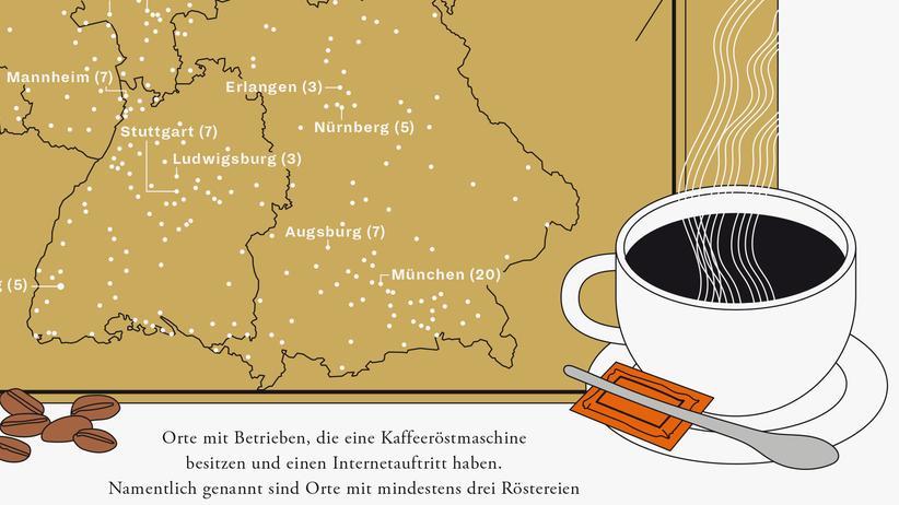 Kaffee: Alte Liebe röstet man