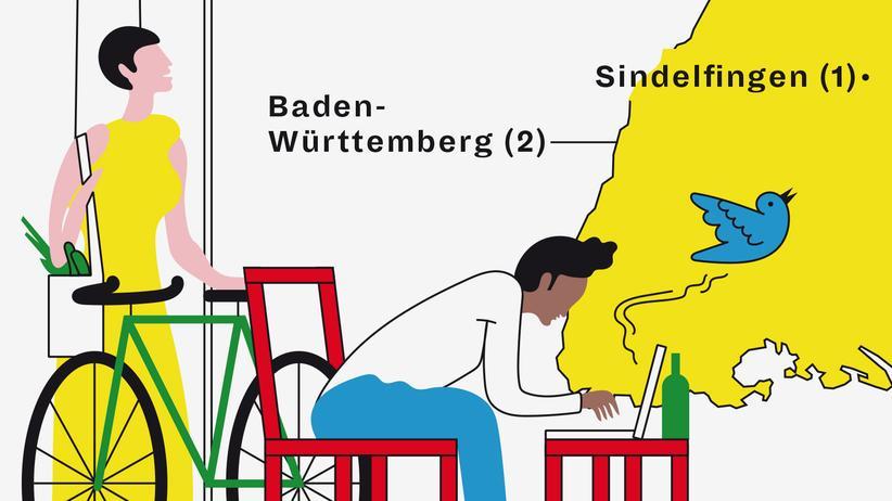 Twitter: Die neuen Berlins