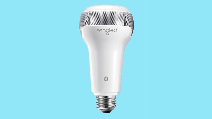 Unter Strom: Die Lampe lernt singen