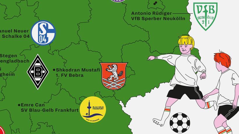 Fußballvereine: Wie alles begann