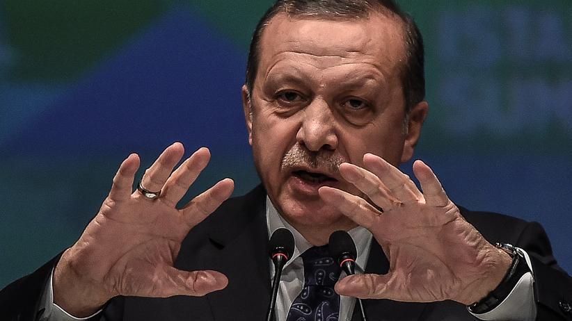 Recep Tayyip Erdoğan: Der beleidigte Präsident