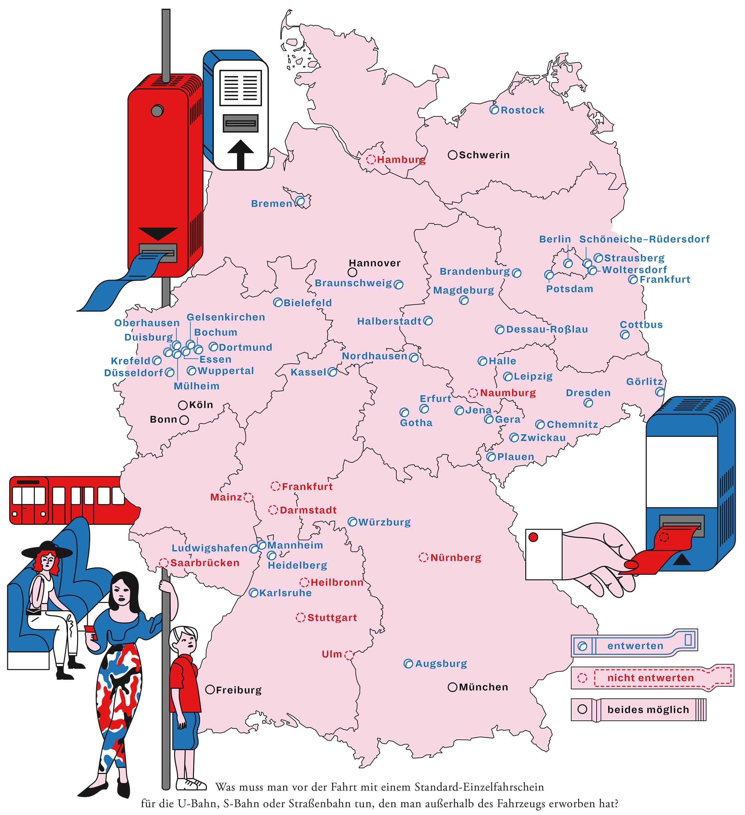 Deutschlandkarte Blanko Zustandigkeitsbereiche Der