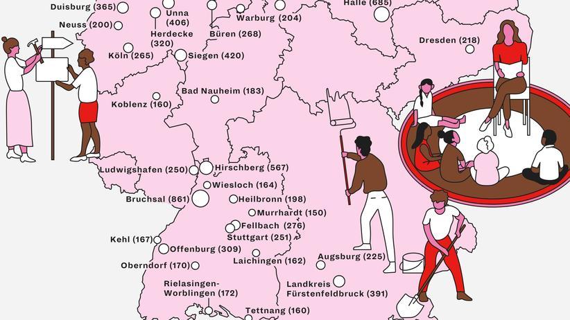 Bürgerstiftungen: Das Land der Stifter und Denker