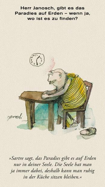 Janosch Herr Janosch Was Machen Sie Denn Da Zeitmagazin