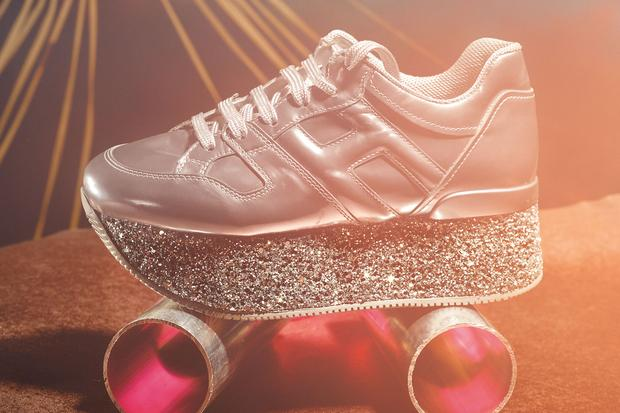 Sneaker: Alles Blech