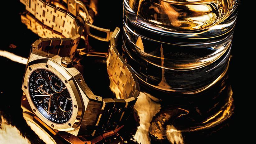 Uhren: Die Farbe des Goldes