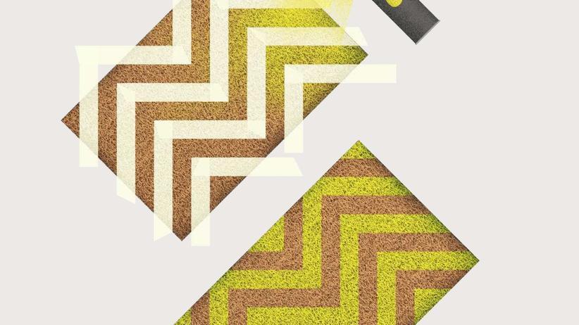 Fußmatte: Für Musterschüler