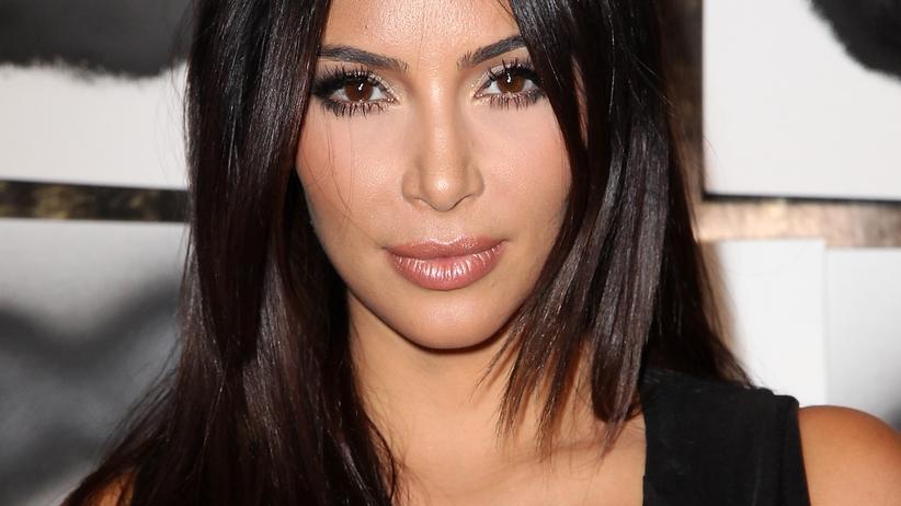Kim Kardashian: Kein Erwachsener weit und breit
