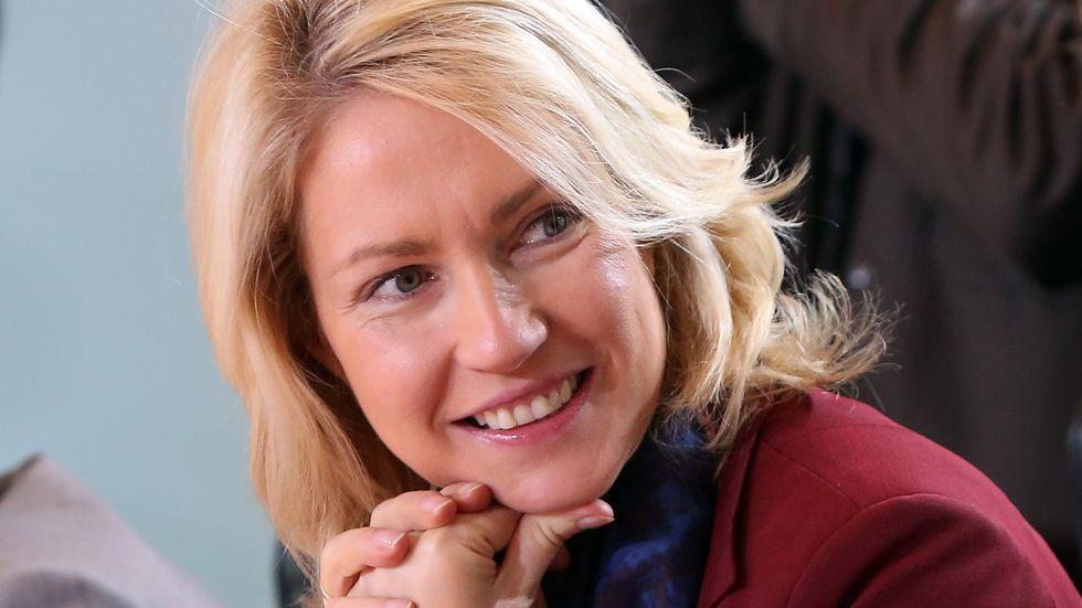 Manuela Schwesig: Manuela Schwesigs erstes Kind heißt Julian, das zweite Julia. Irgendwelche Einwände?