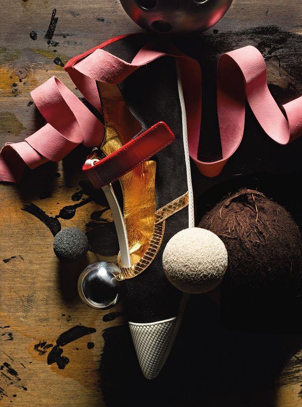 Stilkolumne: Fesselndes Schuhwerk