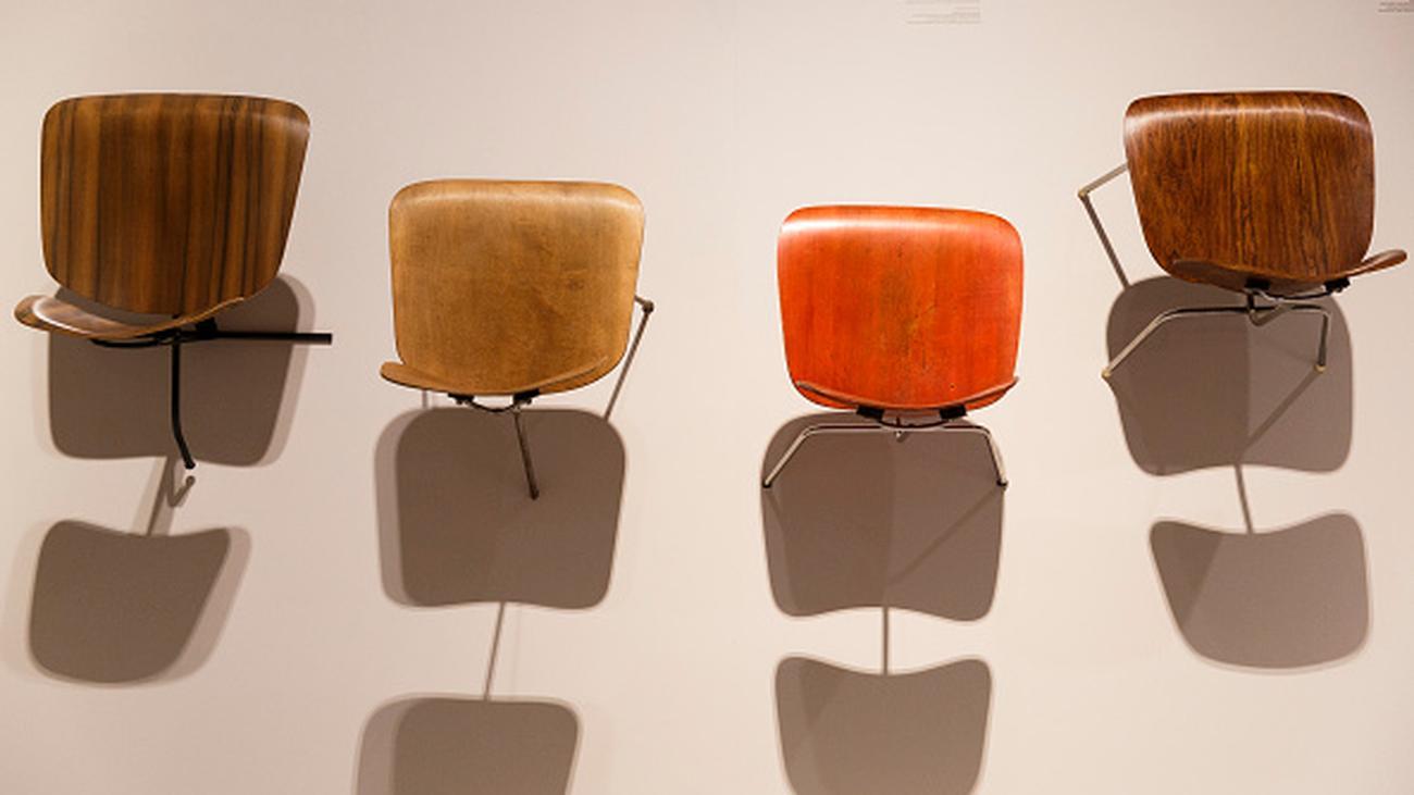 ray und charles eames ray hatte einen frappierenden sinn f r proportionen und form zeitmagazin. Black Bedroom Furniture Sets. Home Design Ideas
