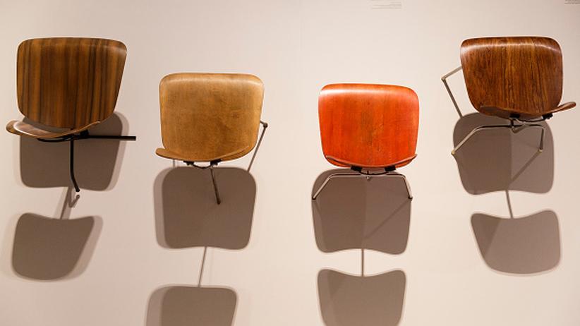 Ray und Charles Eames: Nehmen Sie Platz auf einer großen Liebe