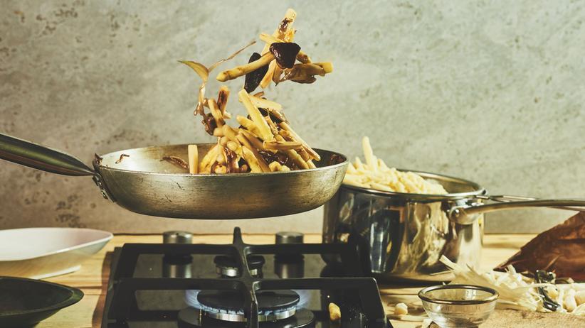 Pasta alla Carbonara: Unfassbar fleischlos
