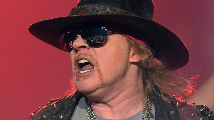 Axl Rose: Let there be Rose