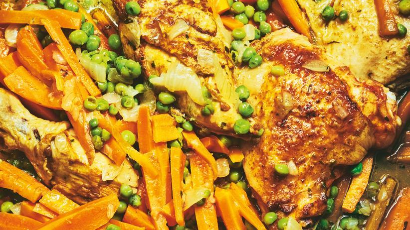 Marokkanische Küche: Ohne schmeckt's besser