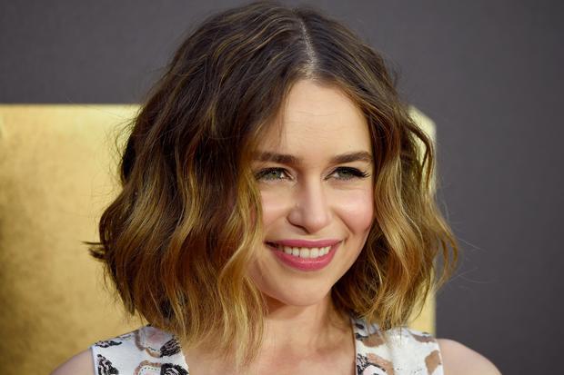 Gesellschaftskritik: Emilia Clarke bei den MTV Movie Awards 2016