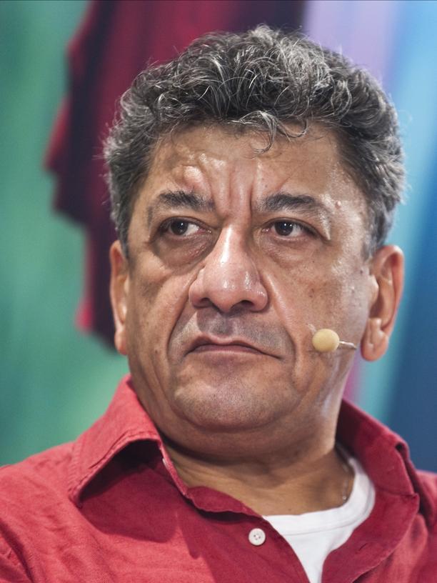 Das war meine Rettung: Najem Wali bei der Frankfurter Buchmesse 2013
