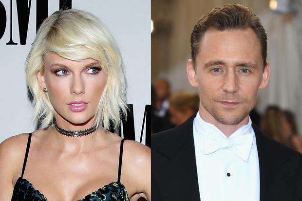 Gesellschaftskritik: Zwei Bilder, aber neuerdings gemeinsam unterwegs: Taylor Swift und Tom Hiddleston.