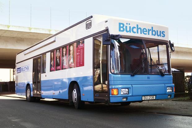 Bücher: Der Bus, mit dem ich die Welt entdeckte