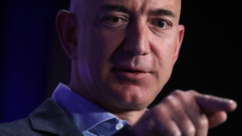 Jeff Bezos: Statist der Sternenflotte