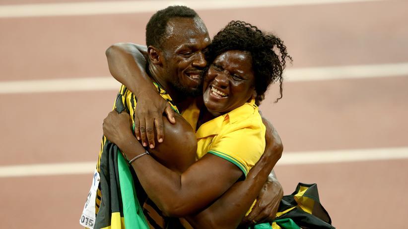 Usain Bolt: Hol die Rakete vom Himmel!