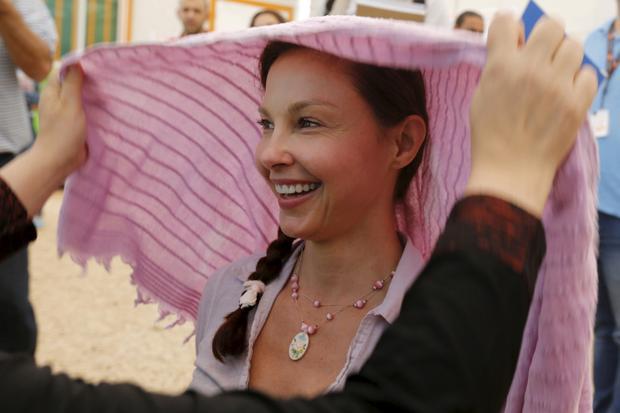 Gesellschaftskritik: Die Schauspielerin Ashley Judd legt eine Kreativpause ein, um ihre Doktorarbeit zu schreiben.