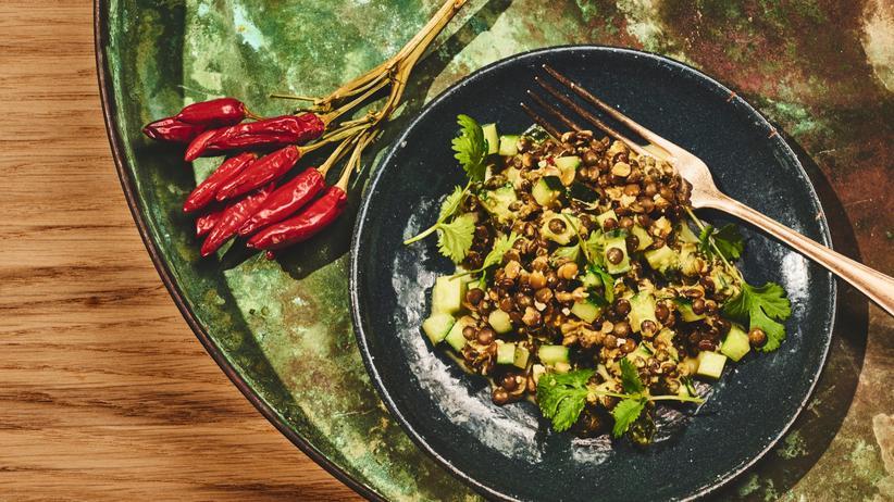 Linsensalat: Die Metamorphose des Currys