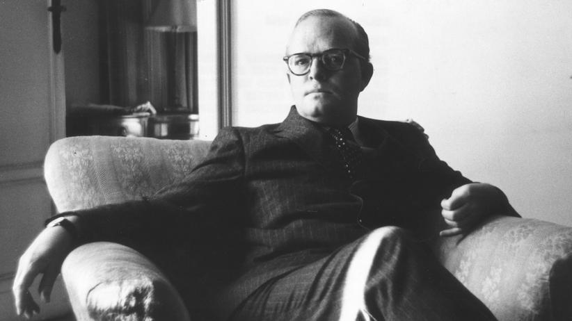 Truman Capote: Noch nicht ganz verkrümelt